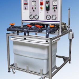 Laboratory teaching equipment Series/Parallel Pumps