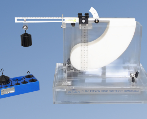 Laboratory teaching equipment Hydrostatic pressure