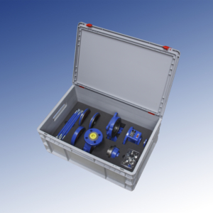 Montaje y mantenimiento bomba centrífuga multietapa