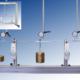 Equipo laboratorio deformación de vigas
