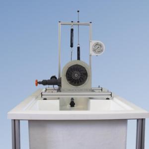 Equipo laboratorio turbina Pelton