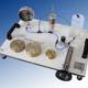 Equipo de estudio y calibración de manómetros