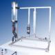 Equipo laboratorio estudio pérdidas por fricción en tuberías con flujo laminar y turbulento