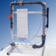 Equipo laboratorio medición de caudal
