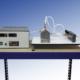 Equipo estudio de Conductividad Térmica (líquido-gas)