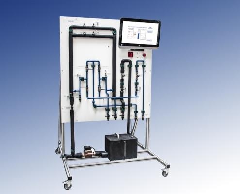 Transferencia de calor en el cambiador de calor de tubos concéntricos