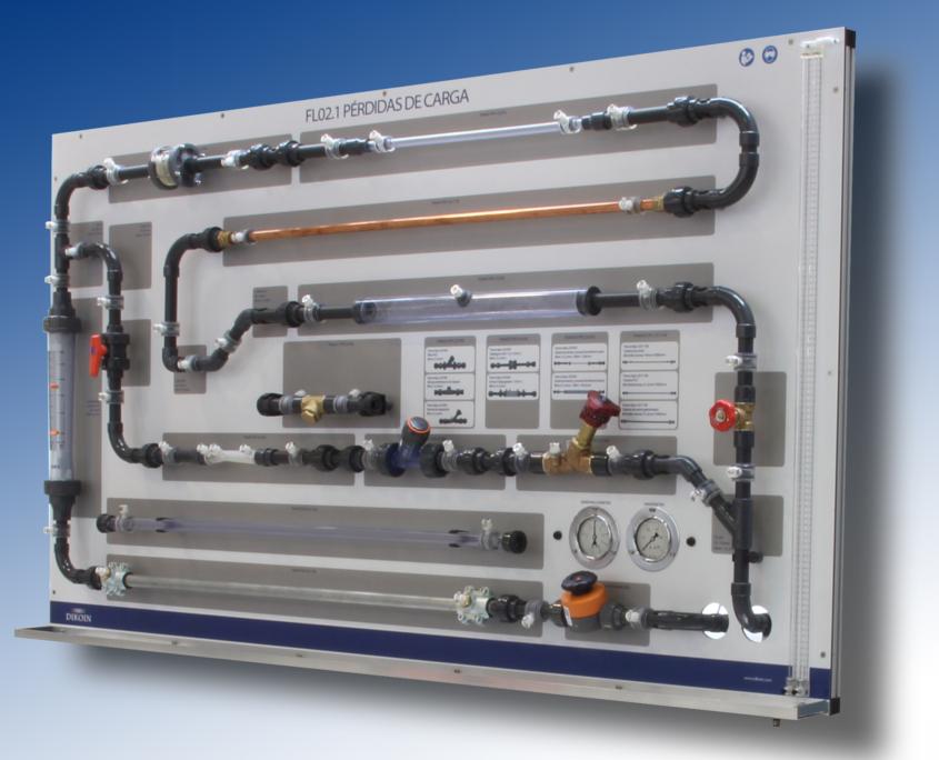Laboratorio mecánica de fluidos